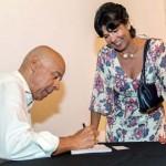 Presença da bicigrina Ana Beatriz Soares