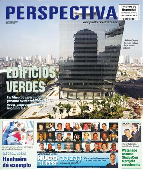 Edição 173 Setembro 2008
