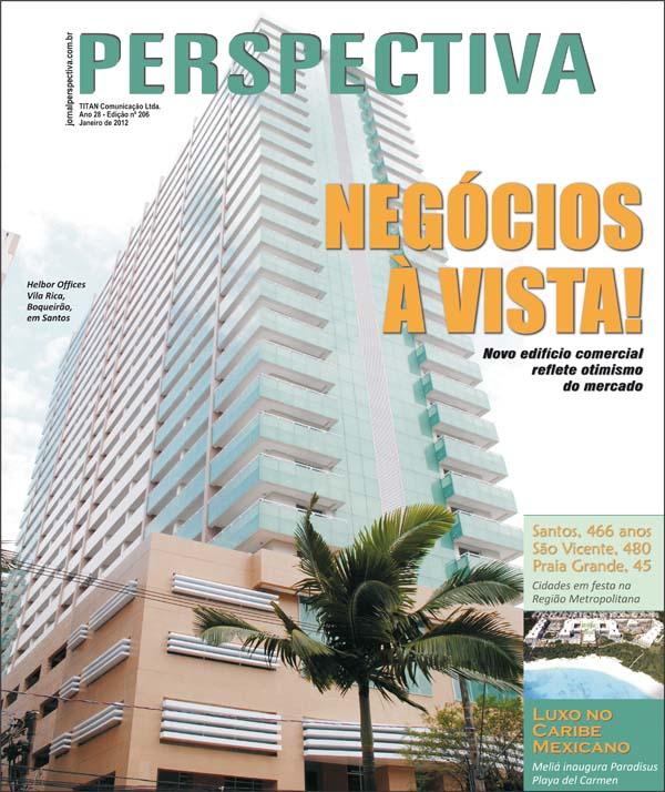 Edição 206 Janeiro 2012
