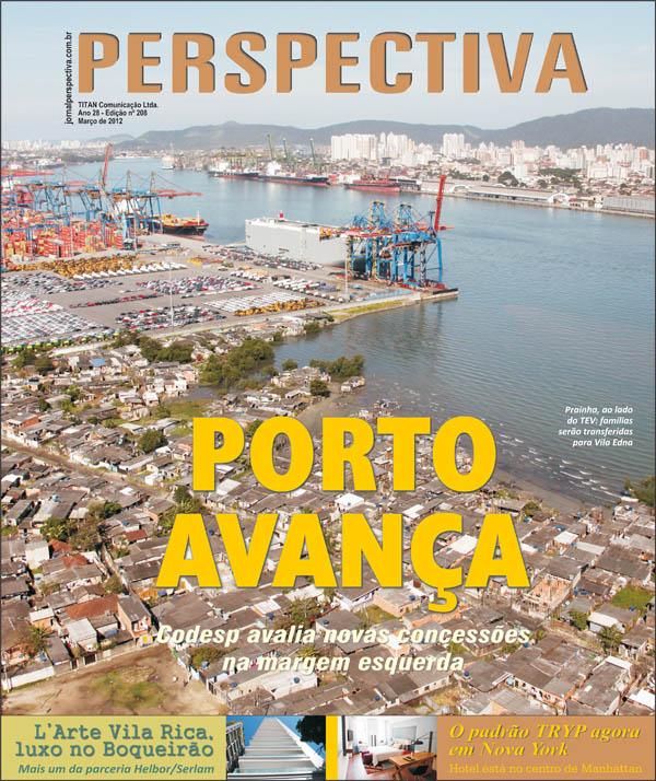Edição 208 Março 2012
