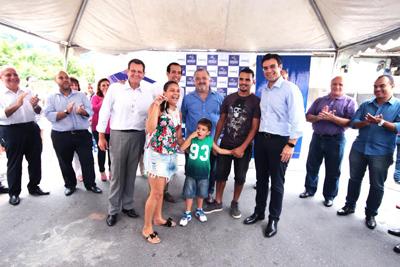 CDHU entrega 120 apartamentos populares em Santos