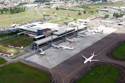 """Aeroporto de Curitiba é o melhor na categoria """"Aeroporto + Brasil"""""""