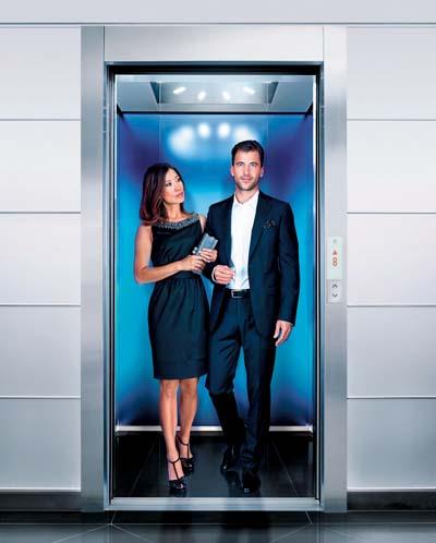 Hora de modernizar o elevador