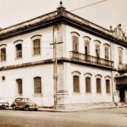Cadeia Velha. Um patrimônio cultural santista