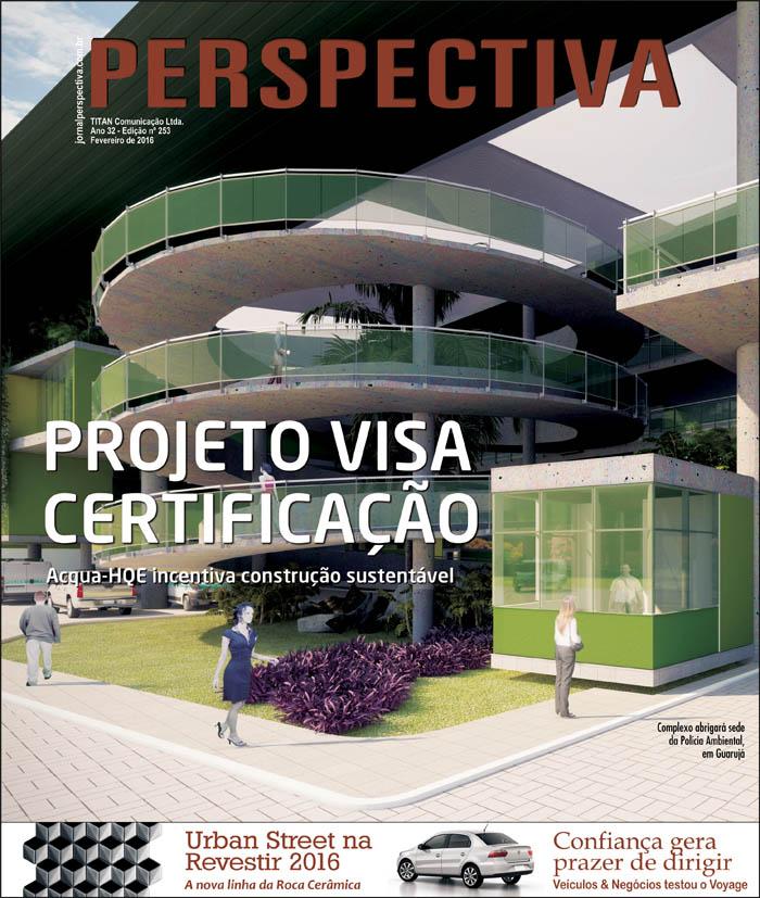 Projeto busca certificação Aqua-HQE de práticas sustentáveis