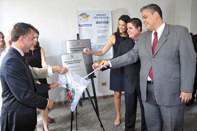 São Vicente instala primeiro CIC da região
