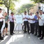 Santos ganhou mais 1,8 km de ciclovia no Canal 6