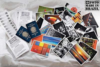 Fotografia de Santos cruza fronteiras