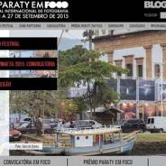 """Paraty em Foco"" debaterá selfie"