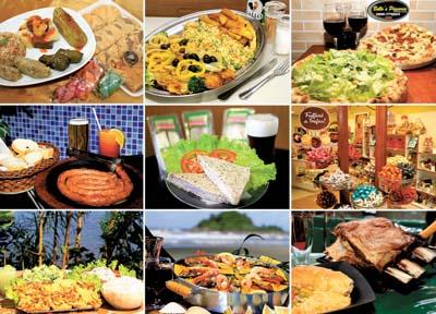 As delícias da culinária de Itanhaém