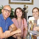 Peregrinas de Campinas, Rosana Fantini e Regina Urbano