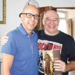 Escritor Paulo Mauá, criador do Circo Panapaná