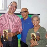 Dimas Cabral, construtor amigo, e a Mamis Genny