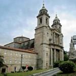 Convento e igreja de São Francisco, em Santiago de Compostela