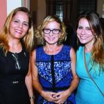 Edna Grati, Sandra Netto e Juliana Ferraz
