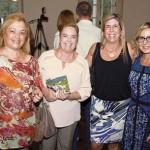 Denise Guerato, Simone Vilarinho, Adriana Guerato e Sandra Netto