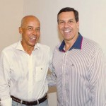Com Roberto Luiz Barroso Filho