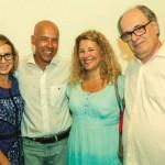 Com casal presidente da Adjori-SP, Carlos Balladas e Eliana