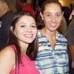 Amanda e Cássia Cheganças