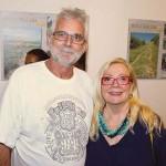 Do tempo do Primo Ferreira, Reynaldo Martinez e esposa