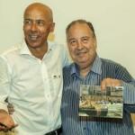 Irmão do autor, o poeta Fernando Martins Braga