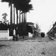 Palacete Aranha Rezende. Gênese da transformação urbana santista