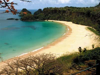 No Brasil, a melhor praia do mundo!