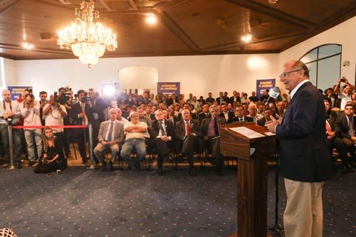Alckmin assina convênios de R$ 33,4 milhões para 62 municípios