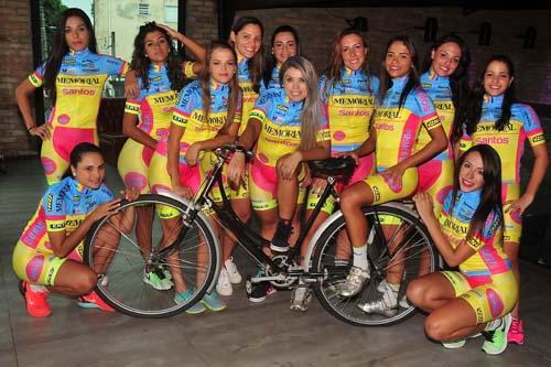 Ciclismo feminino continua na disputa por vaga olímpica