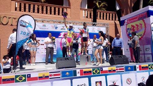 Memorial-Santos/Fupes vence 1ª etapada Volta Internacional do México