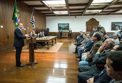 Alckmin libera mais de R$ 33 milhões para o turismo paulista
