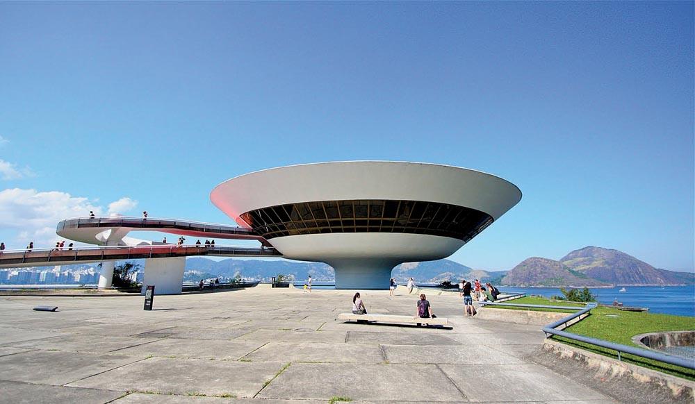 Proteção às obras de Oscar Niemeyer