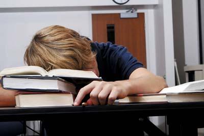 Falta de sono prejudica a saúde