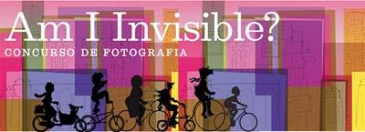 """Inscrições abertas ao """"Am I Invisible?"""""""