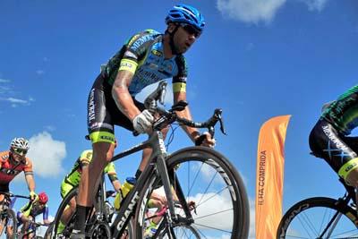 Equipe Memorial-Santos/Fupes disputa o Campeonato Santista de Ciclismo