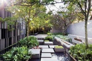 Arquitetura, decoração e paisagismo
