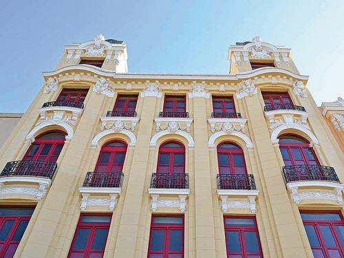 55/Rio Hotel resgata o glamour