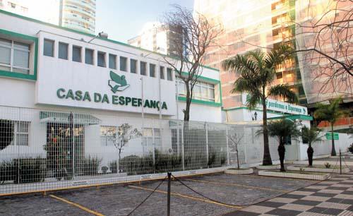 Casa da Esperança de Santos inicia programação do Ano Jubilar