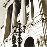 Um palácio dedicado ao Patriarca da Independência.
