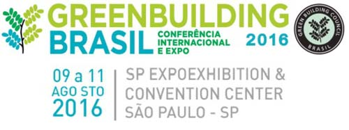 Greenbuilding Brasil 2016 debate estratégias sustentáveis