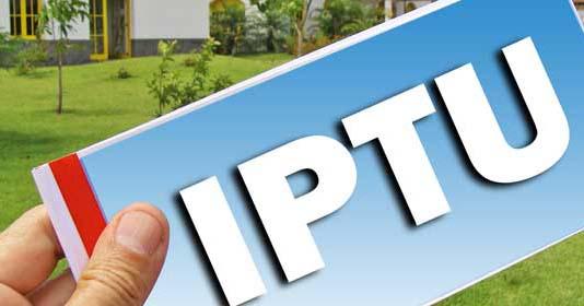 Contribuintes do IPTU poderão ter envio do boleto suspenso