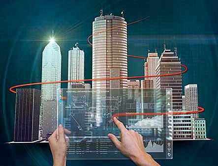 Gerenciamento de prédios inteligentes com mais conectividade