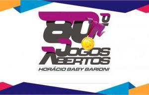Jogos Abertos do Interior comemoram 80 anos em São Bernardo do Campo