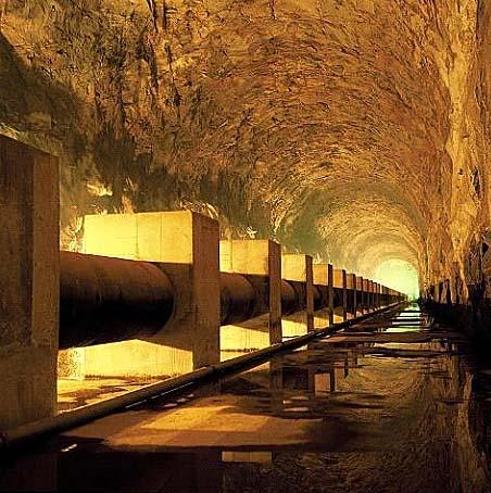 Caixa d'água gigante da Sabesp será liberada para visitação