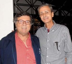 Walney Pinto e Eduardo Lustoza