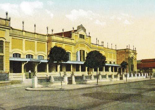 Miramar, o Palácio Dourado