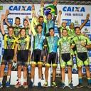 Equipe Memorial-Santos/Fupes conquista cinco medalhas no Brasileiro