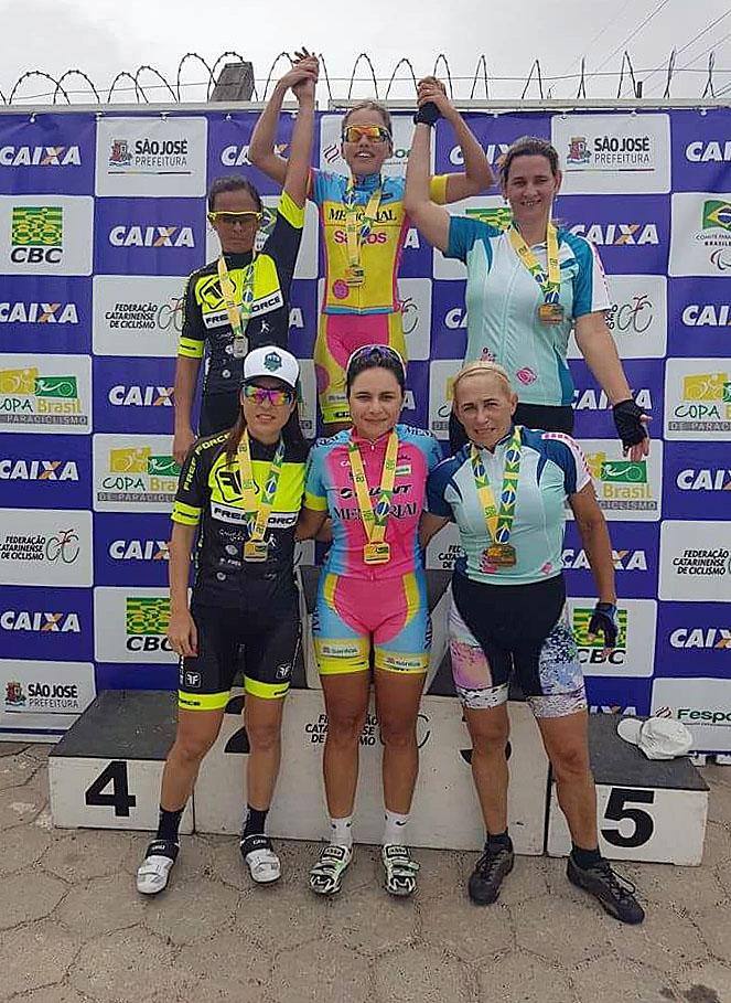 Memorial-Santos/Fupes é ouro na 3ª etapa da Copa Brasil