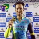 Mais duas medalhas para a Equipe Memorial-Santos/Fupes