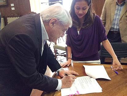Alckmin autoriza liberação de R$ 200 mil para ampliação da Casa da Esperança